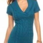 Fashion Friday: Sweater Dresses