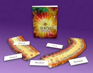 SHINE Cards: A Woman's Guide to Herself