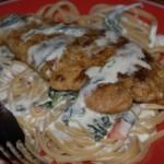 Copy-Cat Olive Garden's Tuscan Garlic Chicken