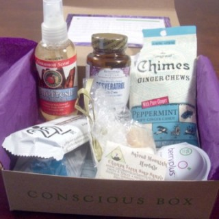 Conscious Box Give It Away