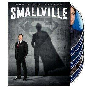 Smallville: Season 10 now on DVD