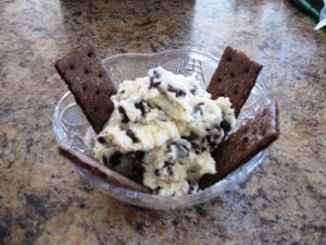 Chocolate Chip Dip Recipe – Say What?