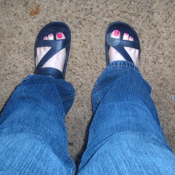 Dawgs Z Strap Sandals