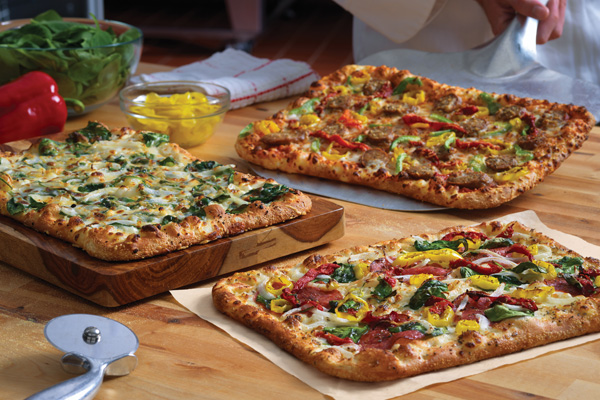 Get a free Dominos Artisan Pizza