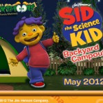 See Sid The Science Kid in Theaters – Free in CA, KS, and MO