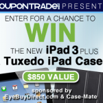Blogger Opp – iPad 3 and Case Giveaway!
