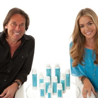 Denise Richards Volume Extend by Cristophe Haircare Line Giveaway