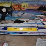 Free Blogger Opp: Radio Ranger RC Fishing Boat Giveaway