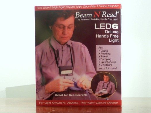 Beam N Read Personal Light System