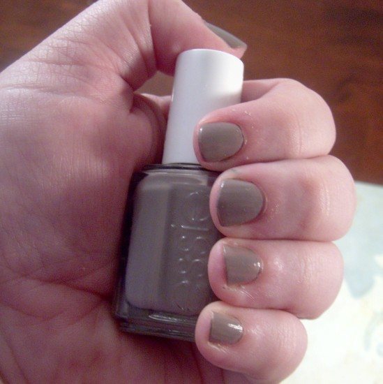 Miss Fancy Pants nail polish by Essie