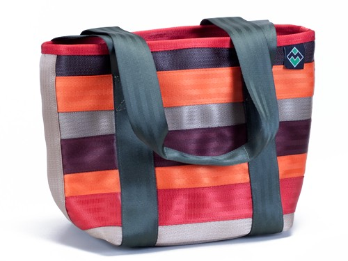 Fall Leaves Campus Tote from Maggie Bags