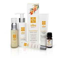 Sibu Beauty Spa Gift Set