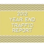 Traffic Report for 2012