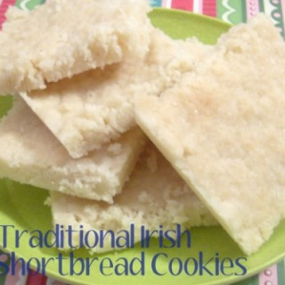 Authentic Irish Shortbread Recipe
