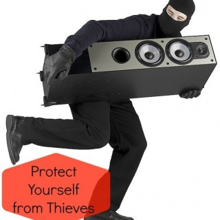 Easy ways to protect yourself from thieves