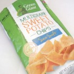 Healthier Snacking with Green Giant Veggie Chips