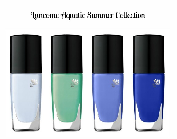 Lancome Aquatic Summer Nail Polish
