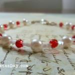 Make your own beaded bracelet