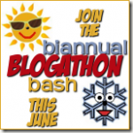 Bi Annual Blogathon Bash Kickoff