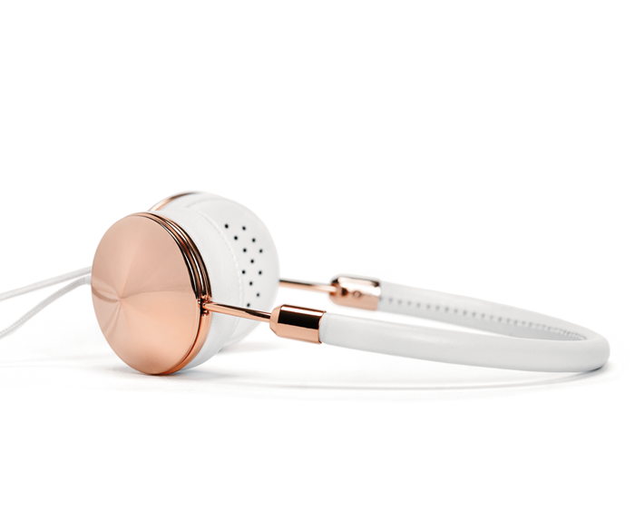 Frends Headphones Layla in Rose Gold