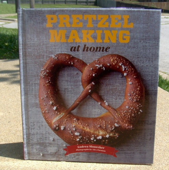 Pretzel Making at Home book