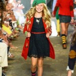 Ralph Lauren Girls Fall 2013 Fashion Show Overview