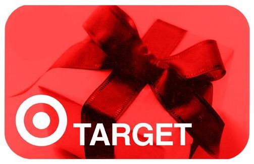 $25 Target Gift Card Giveaway - US + Canada