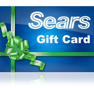 $25 Sears Gift Card Giveaway – Open WW