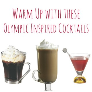 Warm Up with these Olympic Inspired Cocktails