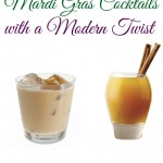 Non Traditional Mardi Gras Cocktails Recipes