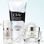 Taking the Olay Regenerist Luminous Glow Challenge #luminousglow