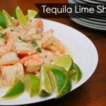 Tequila Lime Shrimp Recipe