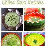 4 Delicious Recipes for Chilled Soups