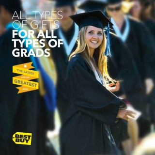 Best Buy has Great Gift Ideas for Graduates
