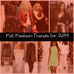 Fabulous Fashion Trends for Fall 2014