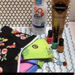 Summer Essentials   Fab Five