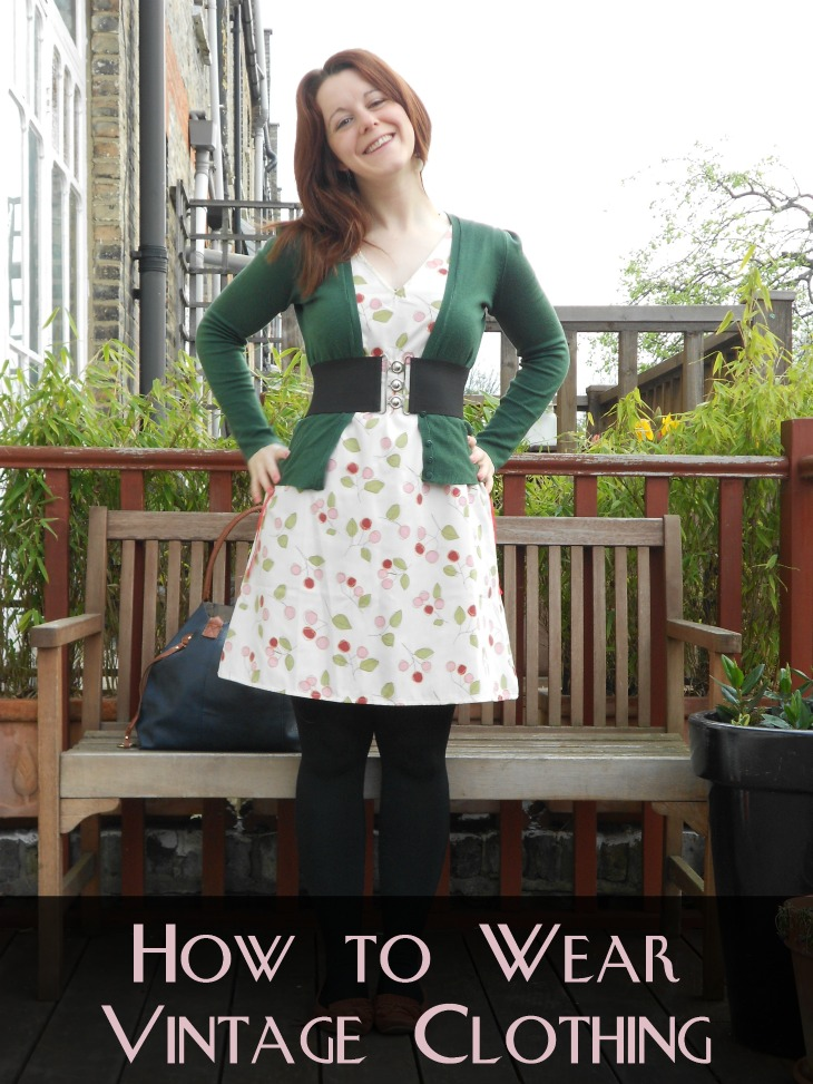 how to wear vintage clothing How to Wear Vintage Clothing