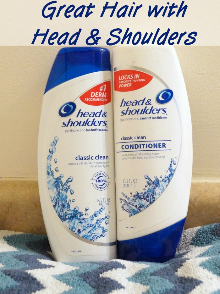 head and shoulders wm Get Rid of Flakes with Head and Shoulders