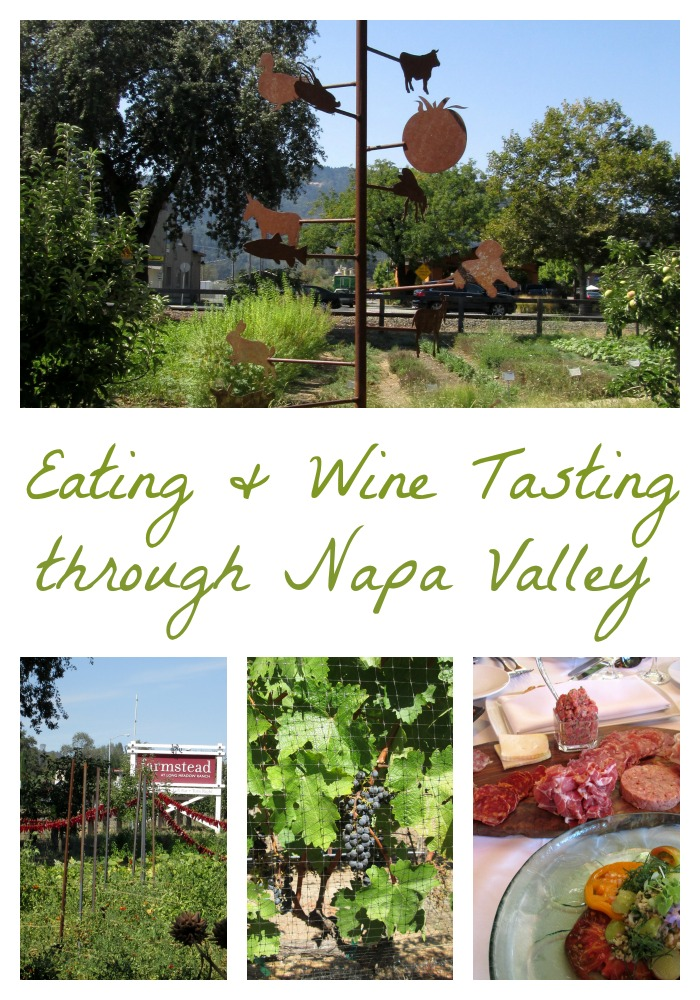 eating drinking napa valley Eating and Drinking Our Way Through Napa Valley