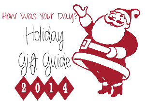 Join our Holiday gift guide 2014