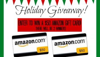 amazon holiday giveaway