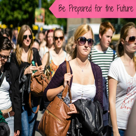 be prepared Millennials and Being Prepared for the Future
