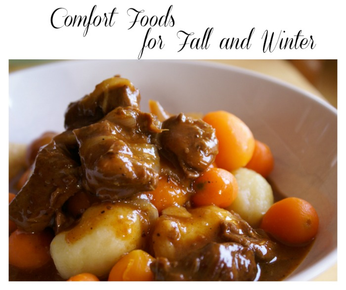 comfort foods fall winter Favorite Comfort Foods for Fall and Winter