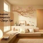 Awesome Contemporary Interior Design Tips