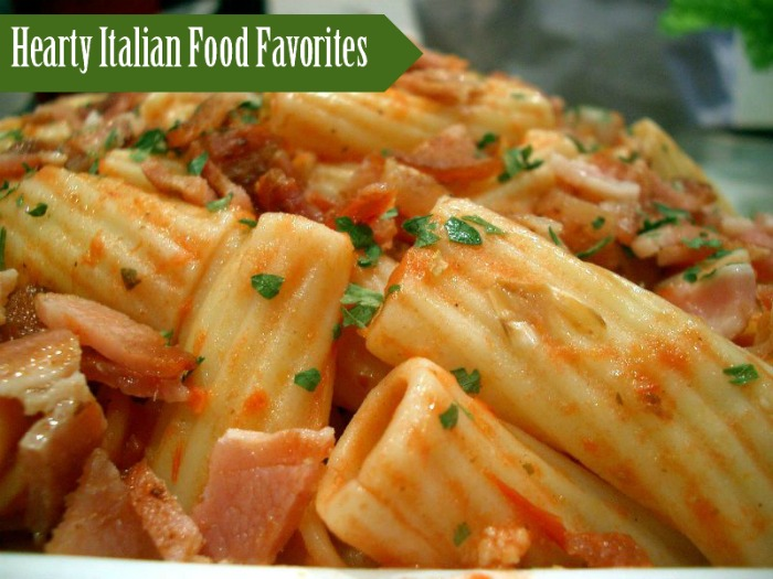 hearty italian food favorites Hearty Italian Food Favorites Everyone Can Enjoy