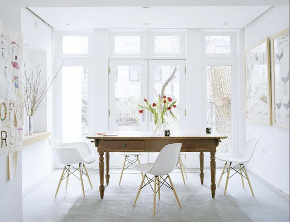 shabby-dining-room