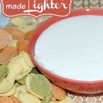 Classic Clam Dip Recipe Made Lighter + Giveaway