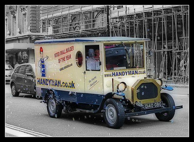handyman-truck