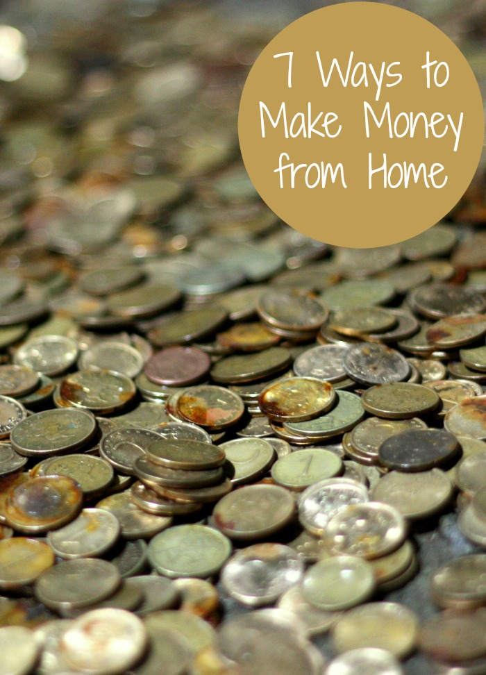 ways to make money from home 7 Ways to Make Money from Home