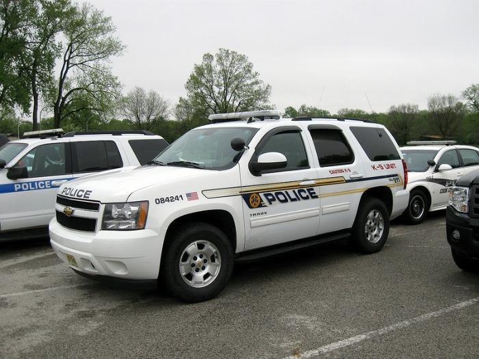 police-cars